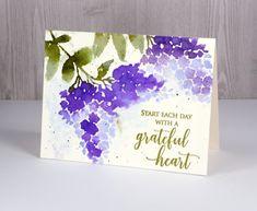 Lilacs video tutorial | Heather Telford