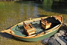Just found this Custom+Wooden+Boat+-+Orvis-Edition+Croff+Craft+Driftboat+--+Orvis on Orvis.com!