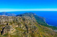 Table Mountain - Cape Town - South Africa facebook.com/Parrottspics