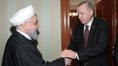 Iran and Turkey have signed an accord to cooperate in economics and energy issues, against the US sanction. Us Presidents, Iran, Donald Trump, Product Launch, Economics, Turkey, Donald Tramp, Turkey Country, Finance