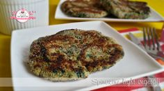 Ciao a tutti! Nuovo esperimento riuscito =) Ho fatto le spinacine vegetali, senza carne, sono delicate e saporite, perfette per chi come me che a volte vuo