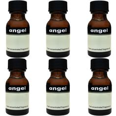 Mixed pack of 6 Aroma Oils - Fragrance Oils Wholesale. Available at http://www.angelaromatics.com.au/fragrances/concentrated-aroma-oils/mixed-pack-of-15ml-aroma-oils