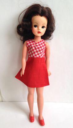 Interesting Sindy doll