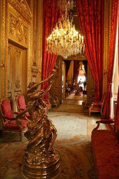 Tuileries, Musée du Louvre, Napoleon's Apartment