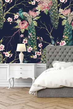 Cara Saven Wall Design: A look at Wallpaper Trends for 2018 - SA Décor & Design Blog