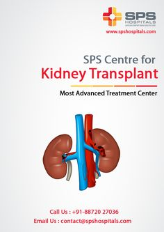 At SPS Department of Nephrology we provide patient oriented management of various kidney diseases by integrating and leveraging our combined expertise. http://www.spshospitals.com/kidney-transplant-overview.html