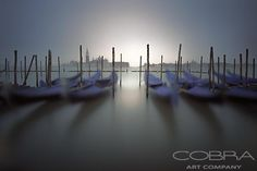 VENICE DAWN Cities and Urban Art Surrealistic Art Nature and Wildlife Cobra Art Company Photographic art on plexiglas