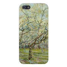 White Orchard by Vincent Van Gogh Covers For iPhone 5