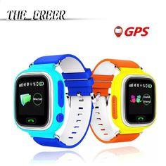 Q90 GPS-сенсорний екран WIFI-позиція Смарт-годинник для дітей SOS Call  Location 855a232e7f0ca