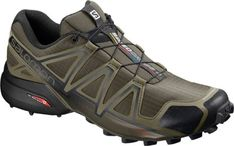 When your adventures take you off-road, take along the men's Salomon Speedcross 4 trail-running shoes. They deliver serious traction on muddy singletrack and dusty roads, giving you freedom to roam. Salomon Shoes, Buy Boots, Yellow Boots, Hiking Fashion, Old Shoes, Best Running Shoes, Running Tips, Trail Shoes, Salomon Trail Running Shoes