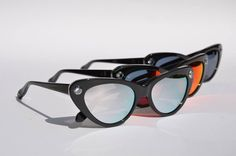 Jossa sunglasses mirror diamond black