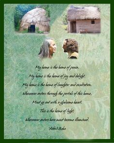 Thanksgiving time- Pilgrims and Wampanoag... To each their own...my home is the home of peace