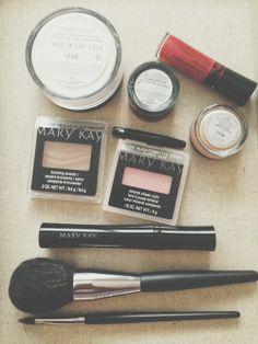 #MKglam post   Blushing Makeup Artistry