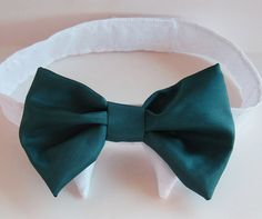 Bridal Dog fashion Bow Tie for that special guy in by miascloset