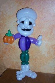 Halloween Monster Balloon
