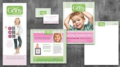Clue Dental Marketing - Pediatric Dental Practice Branding :)