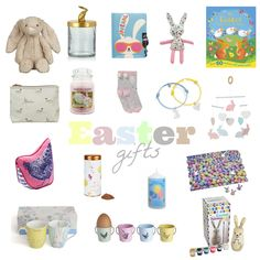 Non Chocolate Easter Gifts #easter #gifts