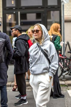 Diego Zuko snaps the style at Oslo Fashion Week.