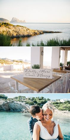 A destination wedding in Ibiza with Daffodil Waves photography