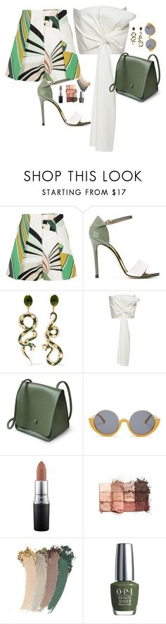"""""""Be in!"""" by claire86-c ❤ liked on Polyvore featuring Emilio Pucci, Marc Ellis, Diego Percossi Papi, Delpozo, Marni, MAC Cosmetics, tarte, Gucci and OPI"""