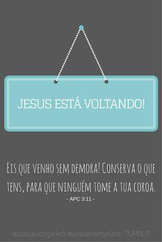 """Acorda Igreja! Ele dizia: """"Arrependam-se, porque o Reino dos céus está próximo"""". - Mt 3:2 >> Eu Sou Evangélica / Eu Sou Evangélico"""