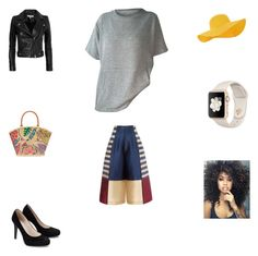 """Você sabe, eu sei, sim"" by smelyssa078 on Polyvore featuring Tory Burch, IRO and Accessorize"