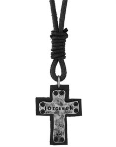 NOTW > Forgiven Cross Necklace > Jewelry Christian Necklace @ NOTW