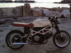 695 SPECIAL ducati monster cafe racer