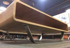 コーヒーテーブル 120センターテーブル リビングテーブル ローテーブル 北欧テイスト ミッドセンチュリー サイドテーブル 木製 シンプル ナチュラル オーク ウォールナット HOBANG ホーバン SW-06A