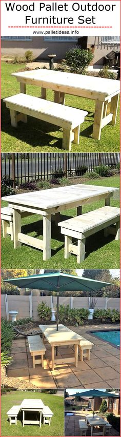 People from that very stratum are now showing their interest in these very wood pallet creations. And this is something beyond the mere appreciation. In the past we have seen some of the furniture items especially for the outdoors that were really worth giving a try, and one is right here.