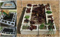 DIY Raised Garden Bed-->  http://wonderfuldiy.com/wonderful-diy-amazing-garden-pond/ #DIY #gardening