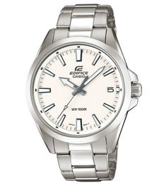 Casio Edifice Man in Steel with Corona and Cover to Thread Casio Edifice, Casio Quartz, Mens Watches For Sale, Best Watches For Men, Casio G Shock, Herren Chronograph, Steel Detail, Junghans, Casio Watch