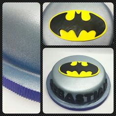 Cake Relieve Plano • Batman #pritycakes #PrityCakes #fondantcakes #Batman
