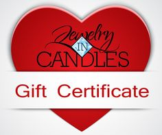 Ete Parker's Store - Tucson Arizona | Jewelry In Candles choose your Ring Size in every Jewelry Candle, Jewelry Tarts & Jewelry Aroma Beads