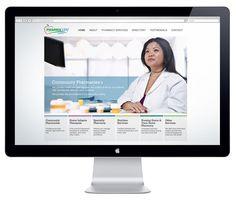 PharmaCare Hawaii Website