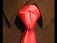 Animated How to Tie a Necktie Truelove Knot