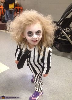 Beetlejuice - 2013 Halloween Costume Contest