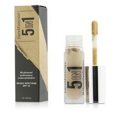 Bareminerals 5 In 1 Bb Advanced Performance Cream Eyeshadow Primer Spf 15