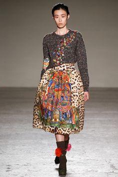 Стелла Жан Fall 2015 Ready-To-Wear Коллекция фотографий - Vogue