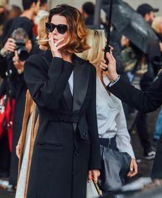 Paris Fashion Week F/W 2018/2019 street style