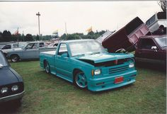 Gotta Love Old school minitrucks- chevy Chevy S10, Lowered Trucks, Mini Trucks, Cars And Motorcycles, Old School, Dream Cars, Vehicles, Life, Porn