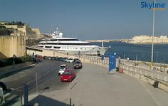 Live Cam Grand Harbour - #Valletta #Malta #Travel