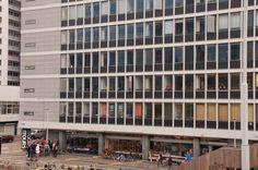 #Rotterdam #Schieblock #Building