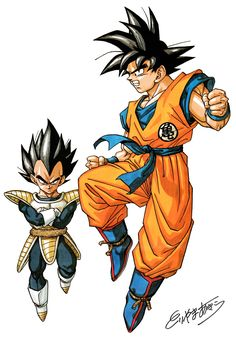 Akira Toriyama, Toei Animation, Dragon Ball Z, Vegeta, Son Goku Dragon Ball Z, Manga Anime, Anime Naruto, Manga Dragon, D Mark, Ball Drawing, Dragon Quest, Z Arts, Manga Covers
