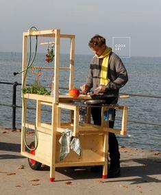 Food Cart  Este va con el concepto de la tienda