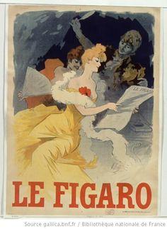 Le Figaro : [affiche] / [Jules Chéret] - 1904