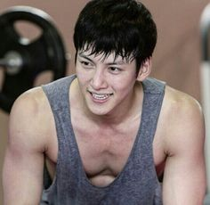 The Kim Jeha ❤❤ 지 창 욱 Ji Chang Wook ♡♡ that handsome and sexy look .
