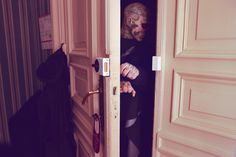 Rick Genest by Simon Geis, via Behance