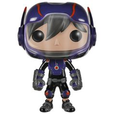 Big Hero 6 Rewards: Big Hero 6 Hiro POP! Bobble