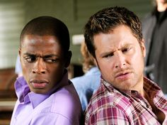 Dule Hill, James Roday, ... | What would you do if your best friend pretended to be a psychic detective? Would you jeopardize your own job and (however reluctantly) set up